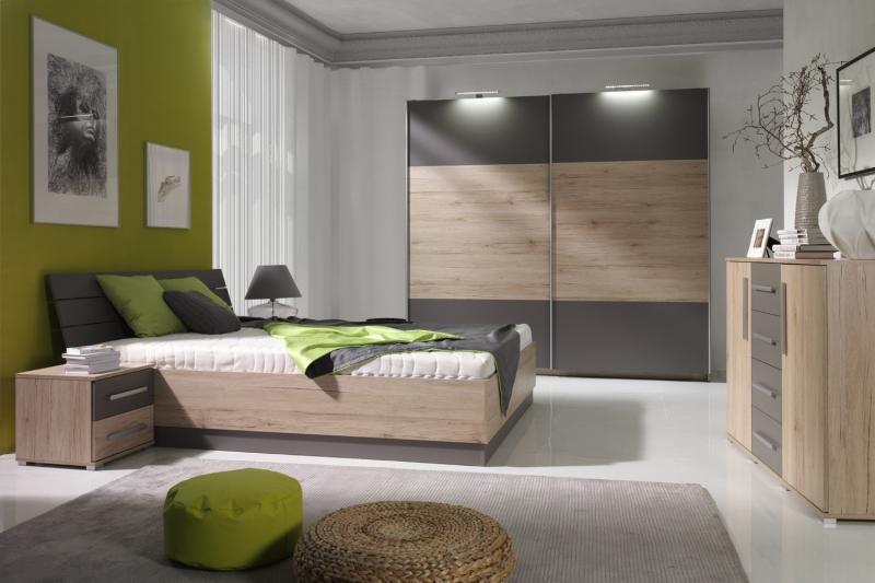 Sypialnia Dione Zestaw 1